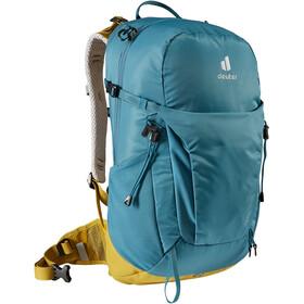 deuter Trail 24 SL Backpack Women, azul/amarillo